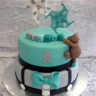 Cr ateur de g teaux personnalis s gateau de mariage et wedding cake sur bordeaux coffeecake - Gateau anniversaire 1 an garcon ...