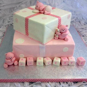 Baby Shower Cake par CoffeeCake