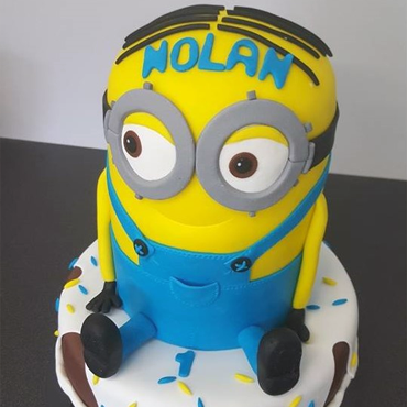 Gâteau 3D par CoffeeCake