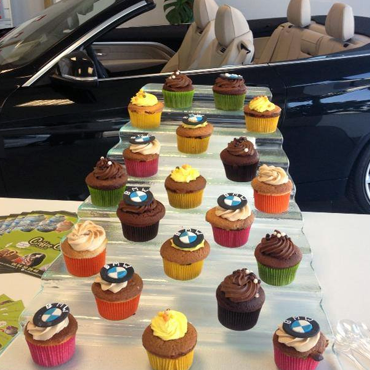 Gâteaux pour Porsche par CoffeeCake